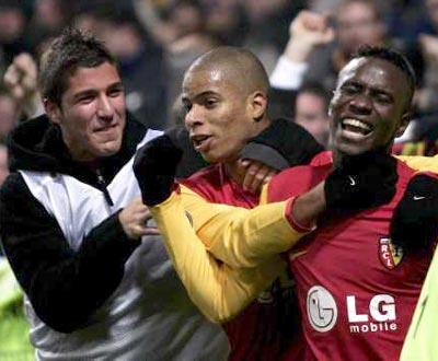 Taça UEFA: Lens-Osasuna