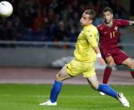 Euro-2008, apuramento: Portugal-Cazaquistão