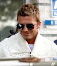 David Beckham é um dos convidados para o casamento de Cruise (Foto Lusa)