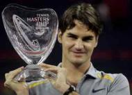 Roger Federer vence Masters Cup 2006 em Xangai