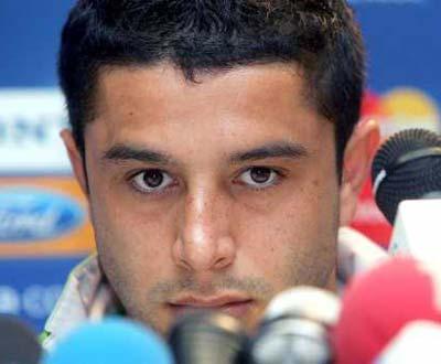 Sporting prepara Inter de Milão (EPA/MATTEO BAZZI)