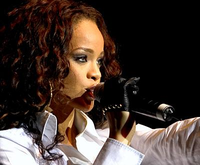 Rihanna no Coliseu de Lisboa - Fotos de Cláudio Andrade