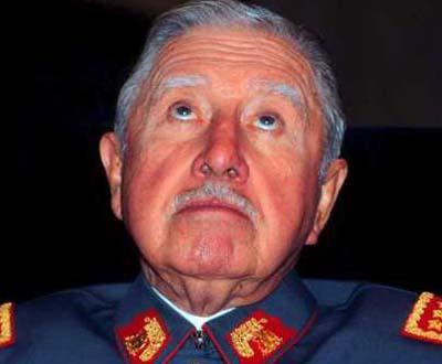 Augusto Pinochet (Foto Lusa)