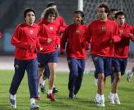 Barcelona prepara final do Mundial de Clubes