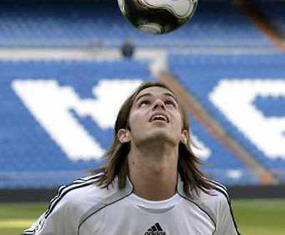Gago apresentado em Madrid