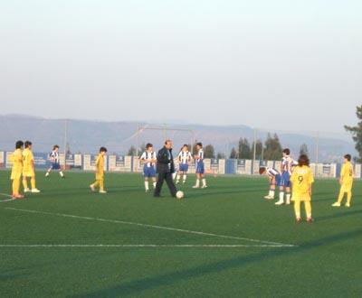 Jovens prestam provas no F.C. Porto