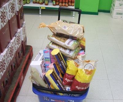 Supermercado (foto Sara Marques)