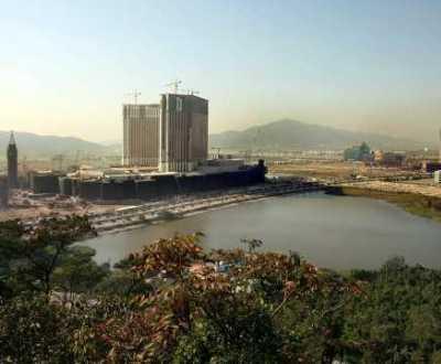imagem de Macau (foto Lusa)