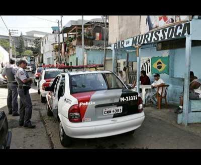 Violência no Brasil - Foto EPA/Lusa