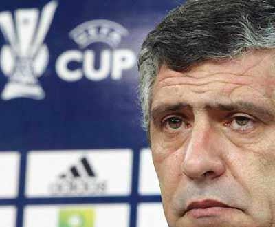 Fernando Santos é o treinador da década na Grécia