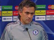Mourinho nega pressão para ganhar a Champions