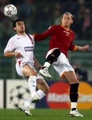 Roma Lyon 2006/07