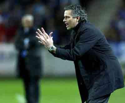 José Mourinho no F.C. Porto Chelsea 2006/07