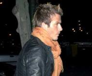 David Beckham (foto Lusa)