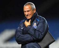 Jesualdo Ferreira em Stamford Bridge (EPA)