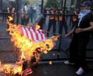 Protestos na Argentina - Foto EPA/Lusa