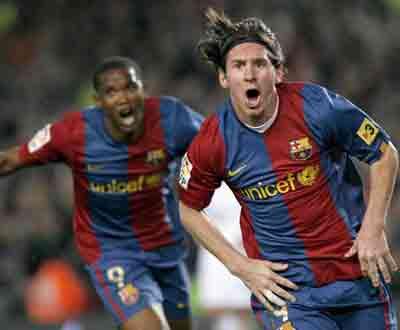 Barcelona-Real Madrid 2006/07