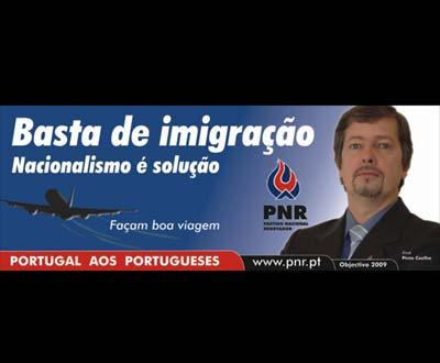 Cartaz do PNR