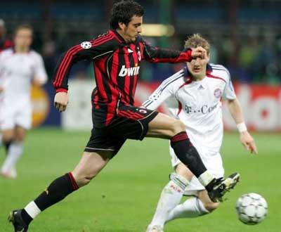 AC Milan-Bayern Munique