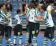 Sporting vence Benfica na Taça Intercontinental de futsal
