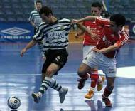 Sporting vence Benfica na TI de futsal