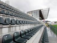 13º: Estádio Capital do Móvel, P. Ferreira. Média na Liga 2016/17: 2.581 espectadores.