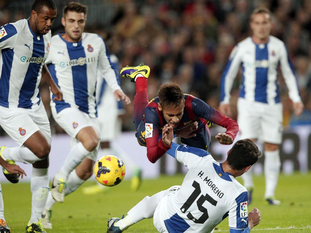 Barcelona-Espanhol (Reuters)