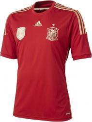 Mundial-2014: Espanha toda de «rojo»