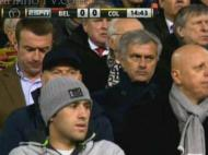 Mourinho em Bruxelas