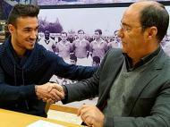 Diogo Viana renovou com o Gil Vicente