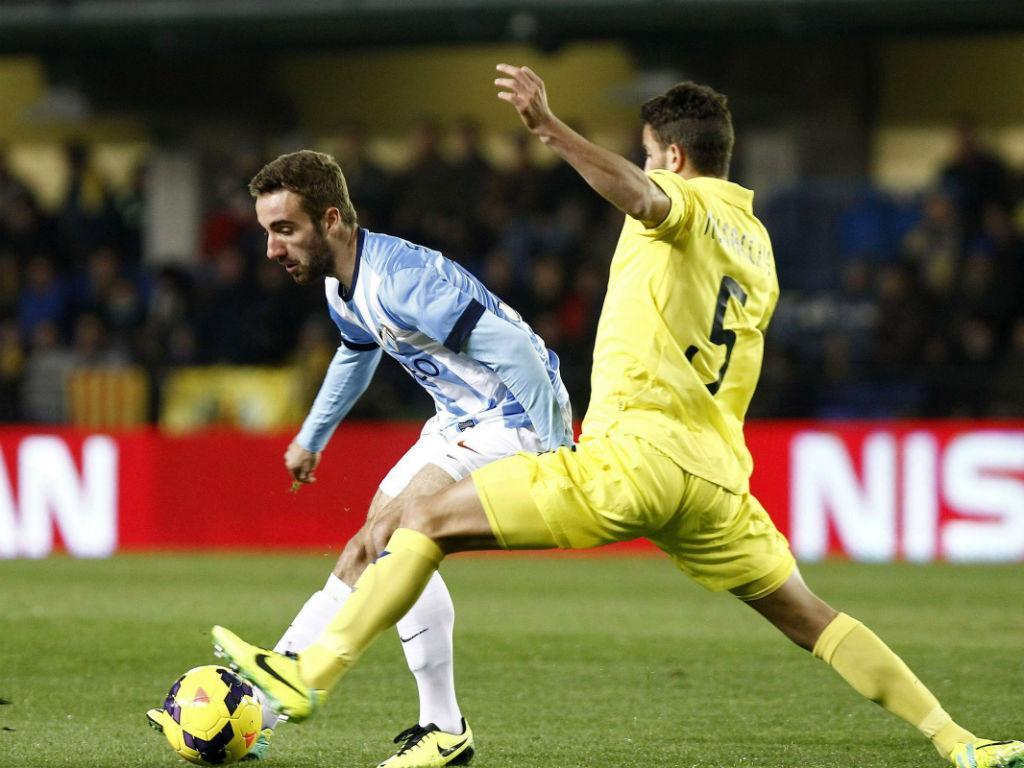 Villarreal-Málaga