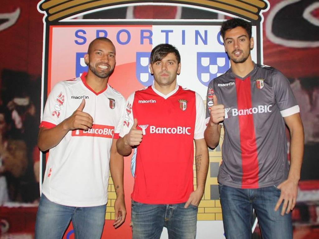 Kadu, Rusescu e André Pinto