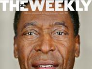 Pelé capa Weekly