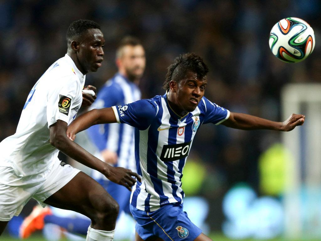 FC Porto-Atlético [Lusa]