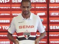 Luís Ricardo no São Paulo