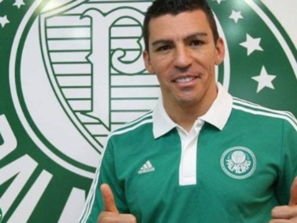 Lúcio no Palmeiras