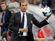 Massimiliano Allegri [Reuters]