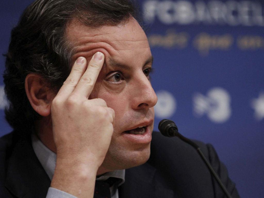 Sandro Rosell demite-se do Barcelona (Reuters)