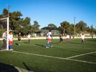 Formação e futebol amador