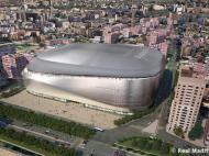 O novo Santiago Bernabéu