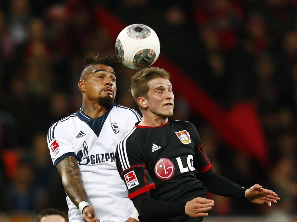 Bayer Leverkusen vs Schalke 04 (Reuters)
