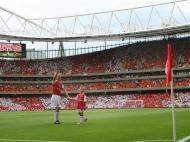 Dennis Bergkamp no Arsenal