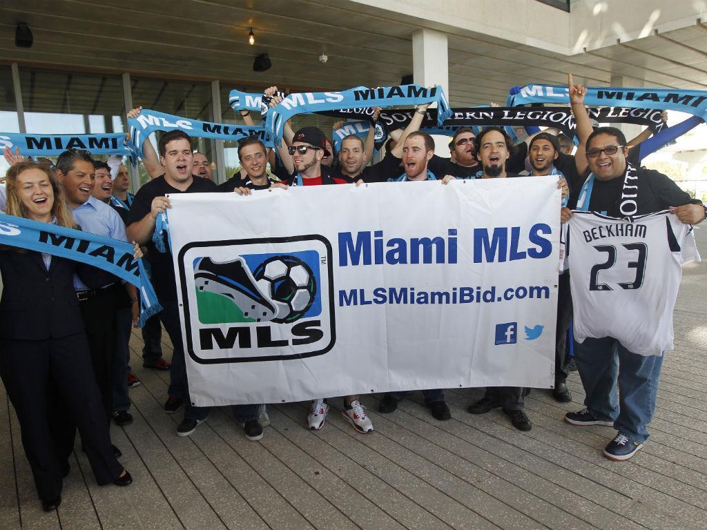 MLS Miami (Reuters)