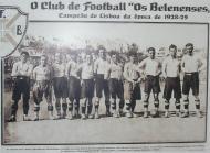 Belenenses 1928