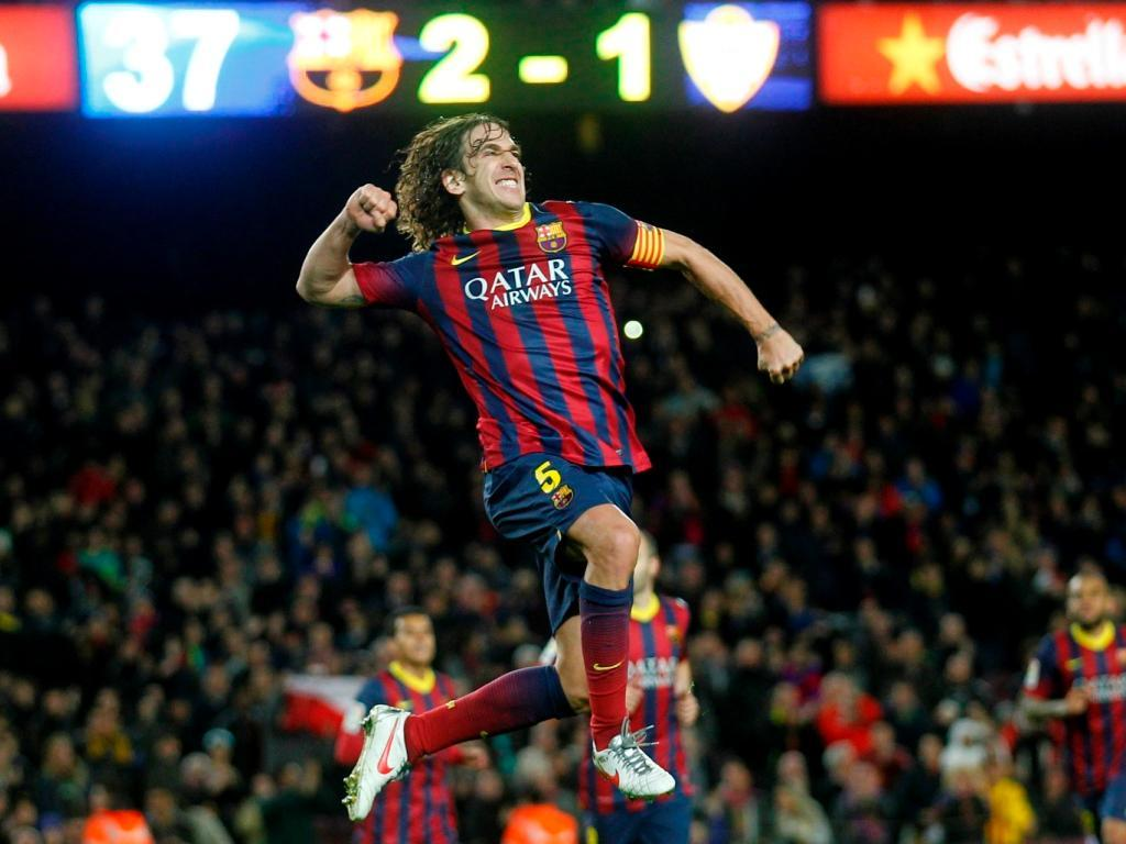 Carles Puyol (Reuters)