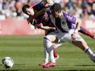 Valladolid-Barcelona (Reuters)