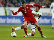 Wolfsburgo-Bayern Munique (Reuters)