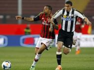 Udinese-AC Milan (Reuters)