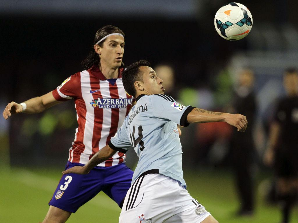 Celta Vigo-At. Madrid (Reuters)