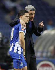 A estreia de Luís Castro no FC Porto (Reuters)